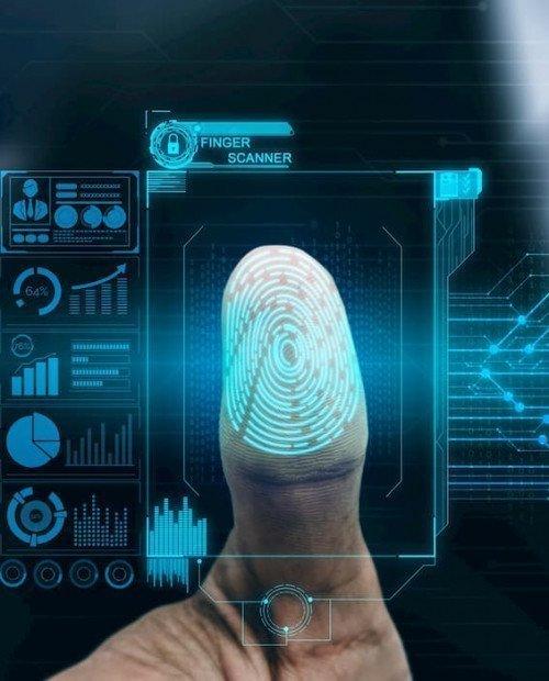 control de acceso biometrico lector de huella