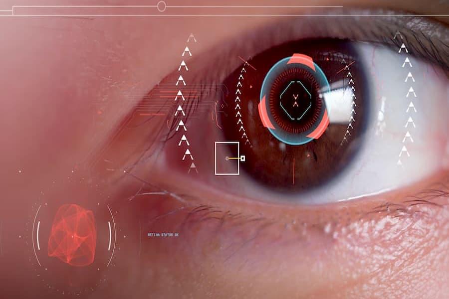 escaner iris - reconocimiento biometrico y control de accesos