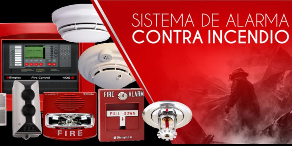 sistemas antiincendios en asturias